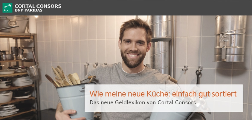 Cortal Consors - Online Kampagne